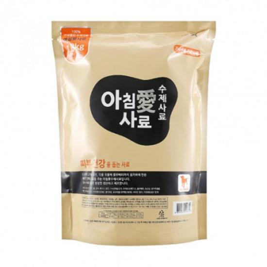 [아침애] 수제사료 피부 개선 1.8kg