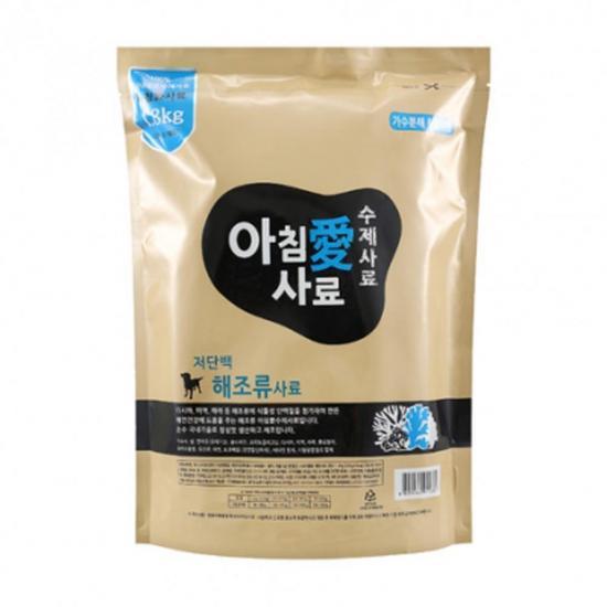 [아침애] 수제사료 해조류 1.8kg