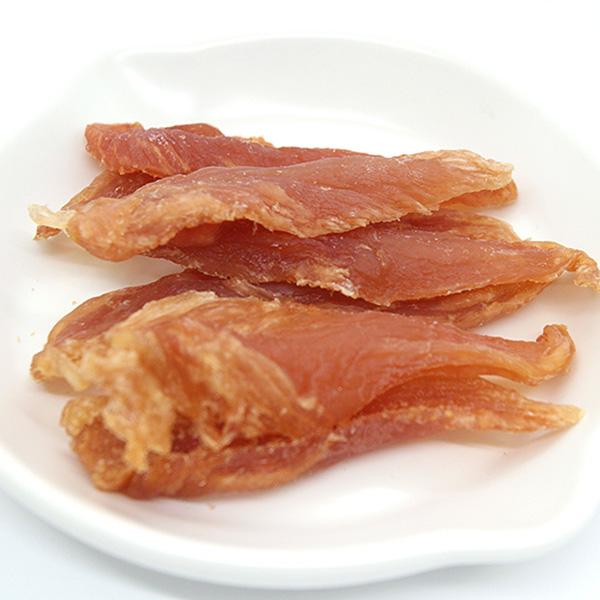 [호천펫]수제간식 닭안심 100g