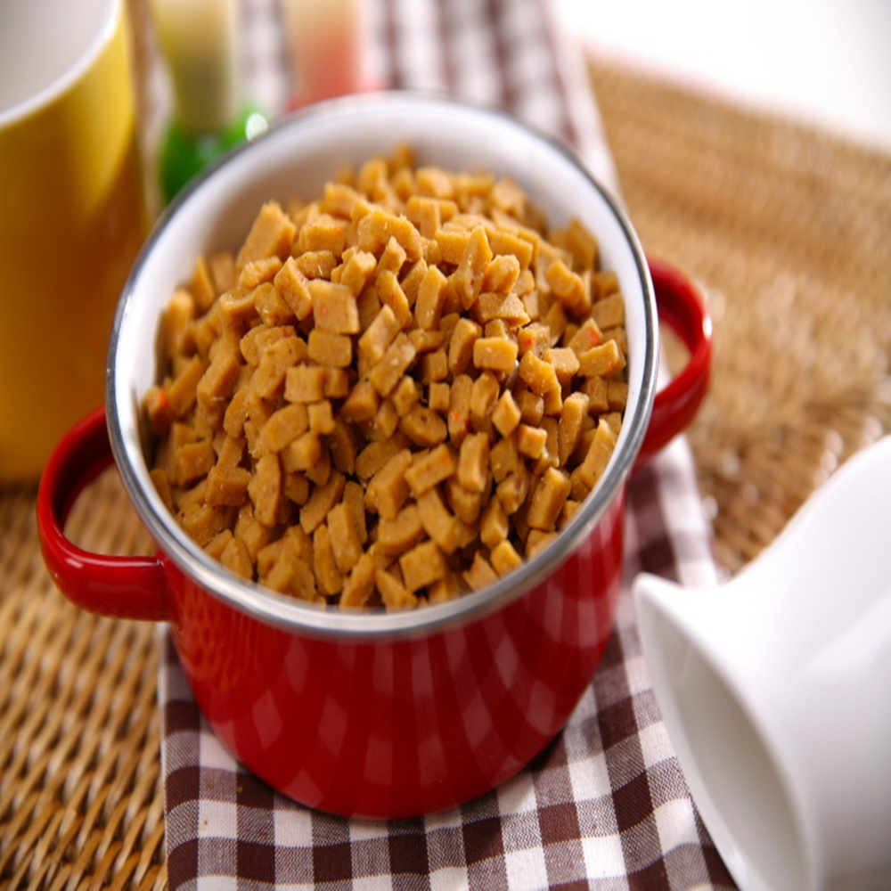 일가견 국내산 명품 수제사료 연어야채 1kg