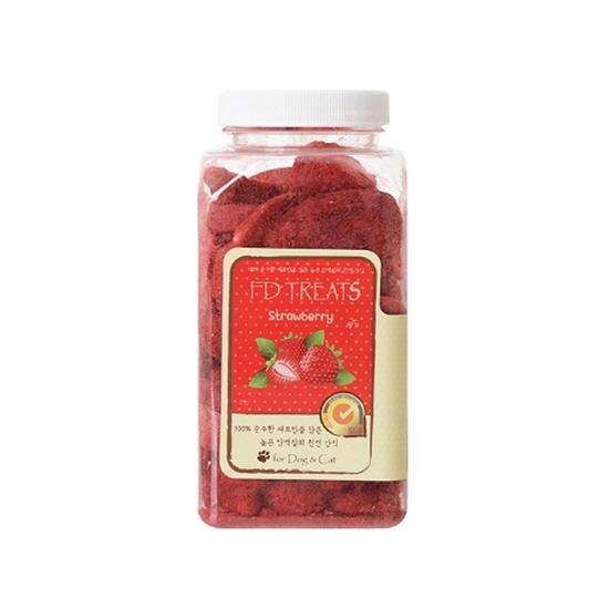 에프디트릿 동결건조간식 딸기 25G