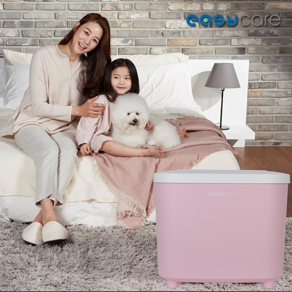 장신영 애견용품 UV소독기, 자외선 살균기 , 이지케어 _메인구성_핑크